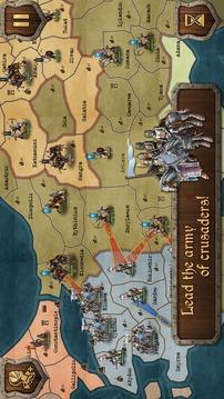 中世纪战争:战略与战术 Strategy And Tactics: Medieval Wars截图