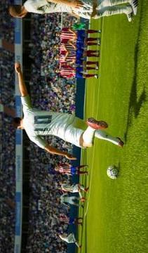 Real Football Flick Shoot Soccer Championship 2018截图