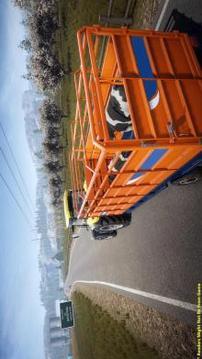 Heavy Duty Cargo Tractor Trolley截图