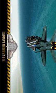 F18舰载机截图