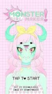 Monster Girl Maker截图
