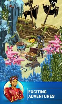 海底世界的宝藏截图