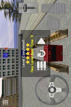 巴士停车场3D截图