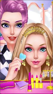 梦幻公主芭比换装截图