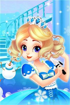 芭比公主化妆和换装截图