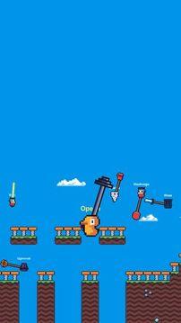 玩个锤子-好玩休闲多人像素IO类手游截图