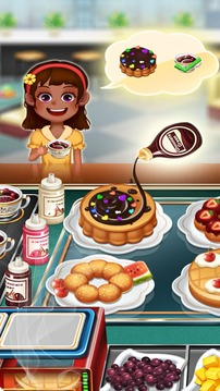 芭比公主梦幻餐厅截图