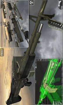 3D枪械拆解2截图
