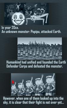 100T地球防卫军截图