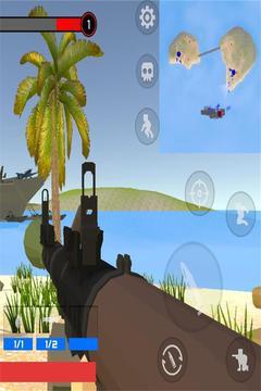 战争模拟器截图
