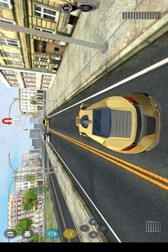 模拟疯狂出租车截图
