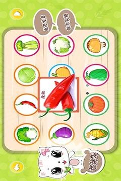 宝宝认蔬菜截图