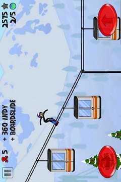 火柴人滑雪截图