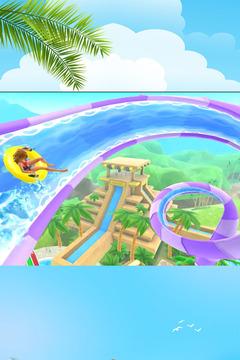 水上乐园跑酷模拟截图