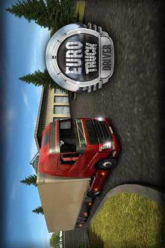 欧洲卡车司机-手游版截图