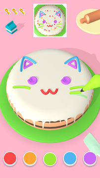完美做蛋糕游戏截图