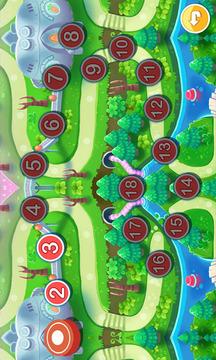 儿童迷宫游戏截图