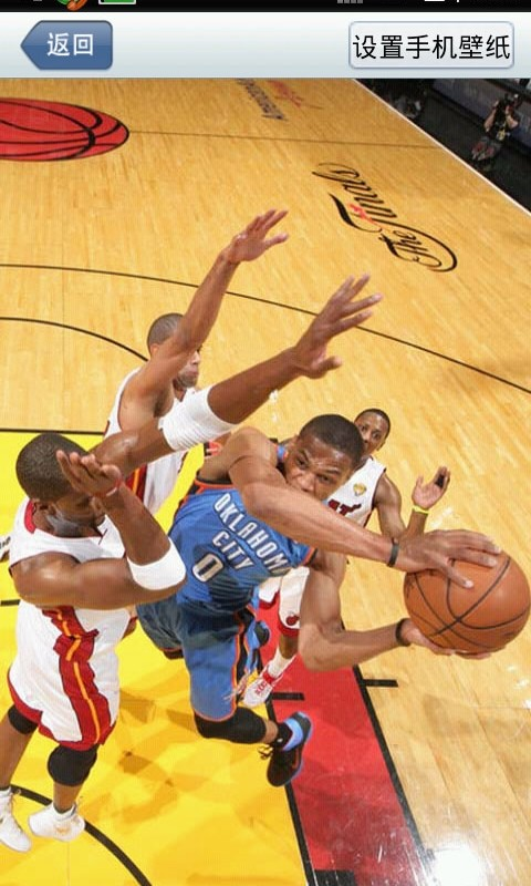 NBA-热火截图