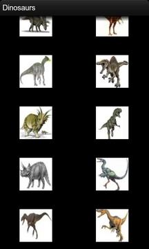 恐龙名片截图