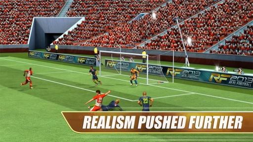 真实足球2013 英文免验证版截图(2)
