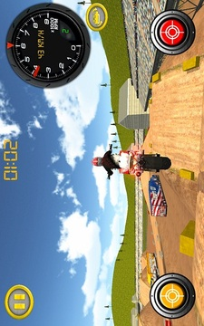 越野摩托车拉力赛 Dirt Bike截图