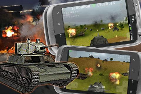 坦克•战截图(1)