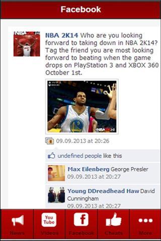 NBA2K14秘籍特点截图