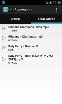 mp3 download截图